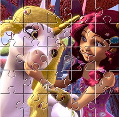 Mia si Onchao Puzzle
