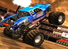 Monster Truck Numerele Ascunse