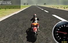 Simulator Moto 3D