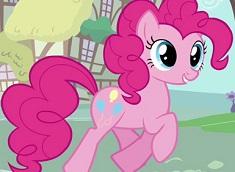 Pinkie Pie Alearga