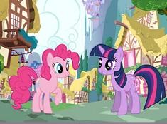 Pinkie Pie si Twilight