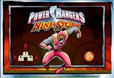 Power Ranger Ninja