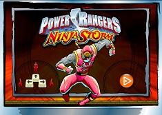 Power Rangers Furtuna Ninja
