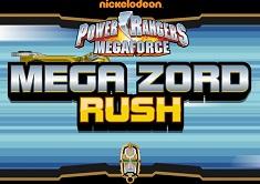 Power Rangers Mega Zord