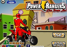Power Rangers Atv