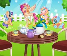 Printesa Ponei la Ceai
