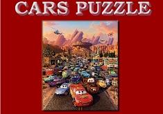 Puzzle cu Masini