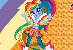 Rainbow Dash Equestria