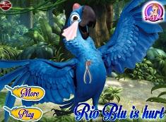 Rio Blu este Ranit