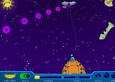 Rocket Monkeys in Spatiu