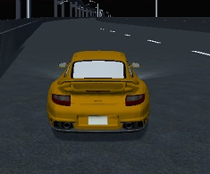 Simulator Porsche 3D