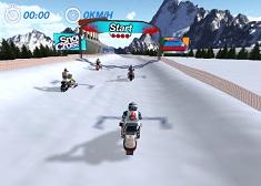Snow Cross 3D
