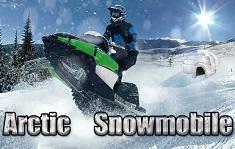 Snowmobilul Arctic