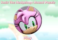 Sonic Puzzle Rotund