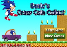 Sonic X Aduna Monede