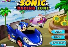 Sonic X si Cursa cu Masini