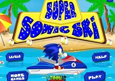 Sonic X Super Skijet