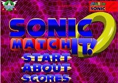 Sonic X cu Perechi