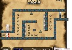 Sonic X si Labirinturile