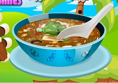 Supa Turceasca cu Crutoane