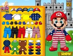 Super Mario de Imbracat