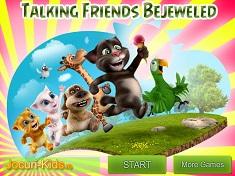 Talking Friends Bejeweled