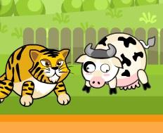 Tigrul Mananca Vaca