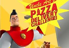 Unchiul Art Livreaza Pizza