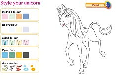 Unicornul Li de Infrumusetat