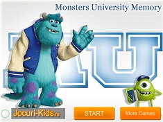 Universitatea Monstrilor de Memorie