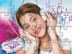 Violetta Puzzle
