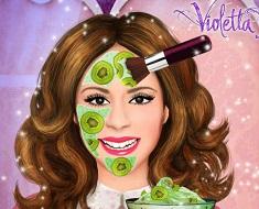 Violetta Makeover
