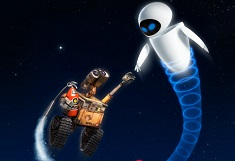 Wall-E Evadeaza in Spatiu