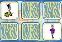 Zebra Zou de memorie