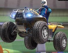 Acrobatii cu Atv in Arena 3D