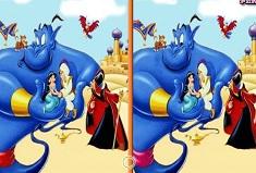 Aladdin Diferente