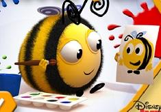 Albina de Colorat