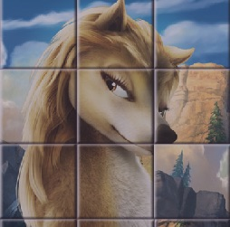 Alpha si Omega Imagini Puzzle