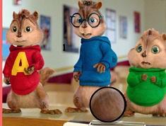 Alvin si Literele Ascunse