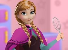 Ana Gateste Tort Frozen