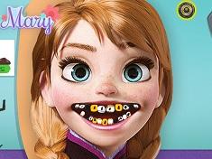 Ana Vizita la Dentist