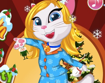 Angela Petrecere in Pijamale de…