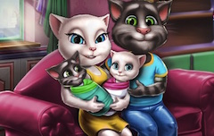 Angela Zi cu Familia