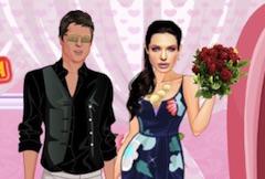 Angelina si Brad Intalnire Romantica
