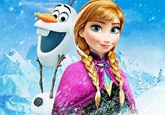 Anna si Olaf