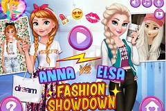 Anna vs Elsa in Confruntarea Fashion