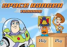 Antrenamentul lui Buzz Lightyear