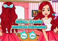Ariana Gande Coafuri Inspirate