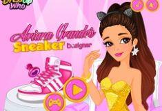 Ariana Grande Designer de Adidasi