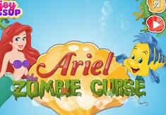 Ariel Blestemul Zombie